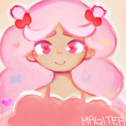cotton candy by MagiTea