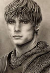 Arthur - One year after by MorgainePendragon