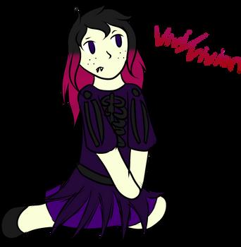 Vivian The Vampire by ShadowedHeroine