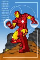 Iron Man by MikeDimayuga