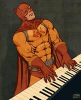 Keyboard Catman by MikeDimayuga