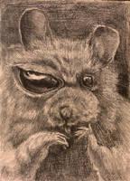 Lil Mousey by JonHoffmanArt