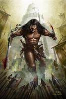 Conan by madadman