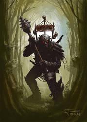Forest Troll by madadman