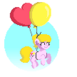 Lola's Magical Balloon Adventure! by BonnieMuffins