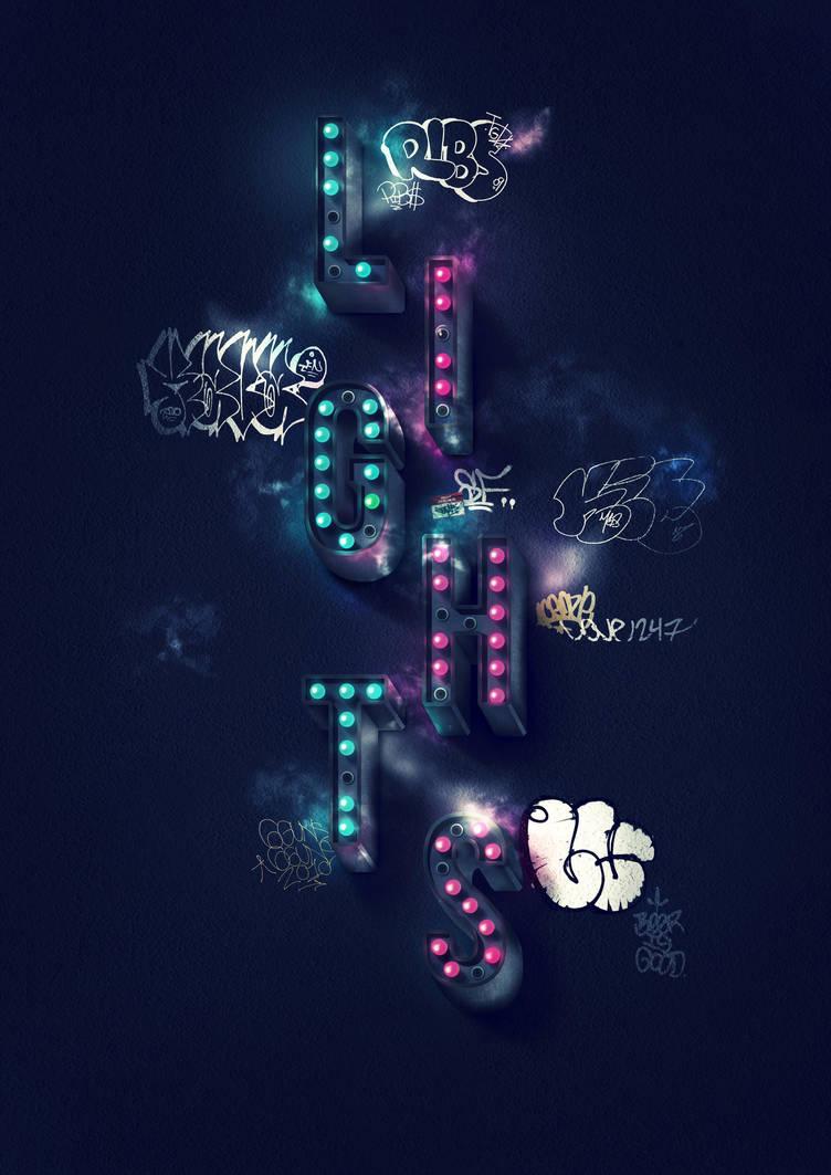 All of the lights by fabiandelange