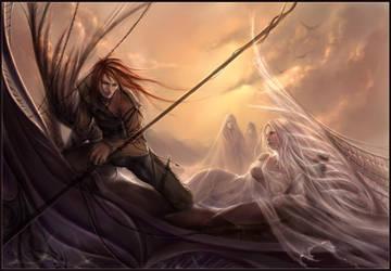 Voyage by azhrarn
