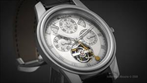 Blancpain Wrist Watch by majmovan