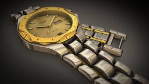 Citizen Wrist Watch by majmovan