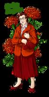 DW Flowers: Evelyn by Miss-Alex-Aphey
