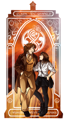 Clara and Eighth by Miss-Alex-Aphey