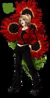 DW Flowers: Rose by Miss-Alex-Aphey