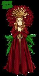 DW Flowers: Merry by Miss-Alex-Aphey