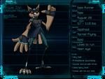 PKMN-Arcus: Gale Runner by Darkm00nShine