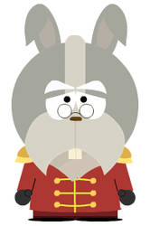 Peppy Hare by Iraku