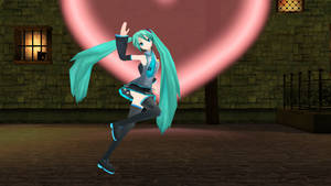 [MMD] PjD Miracle Paint [Motion DL] by minmode