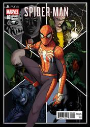Spider-Man Fanart by sosQsos