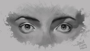 Eye value study by DDaNBaZZ