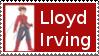 Lloyd Stamp by monkey2005uk