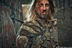 Wasteland Viking by NuclearSnailStudios