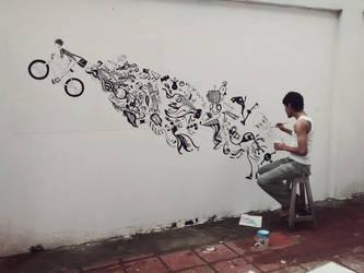 Imaginacion y vida por los cielos by fadurango