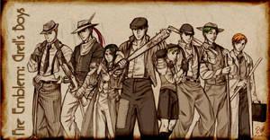 FireEmblem Greil's Boys by Meibatsu