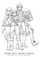 KPLR - The Power of Friendship by Meibatsu