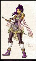 Prax Emblem: Princess Nemesis by Meibatsu