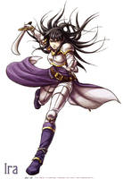 Fire Emblem Princess Ira by Meibatsu