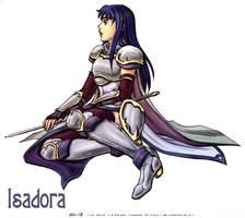 Fire Emblem Isadora of Pherae by Meibatsu