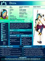 SGPA - Young Justice - Dysta by Meibatsu
