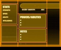 Young Justice NPC template by Meibatsu