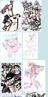 Expo Sketches 2 by Meibatsu