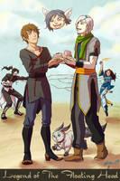 Avatar: Legend of the Floating Head by Meibatsu