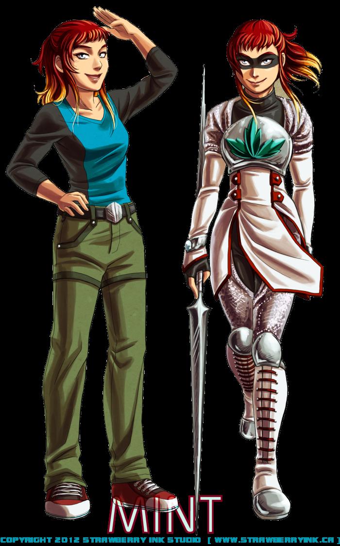 Mint - Knockdown Knight by Meibatsu