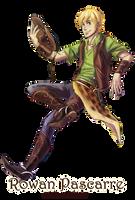 Myriad-Saga: Rowan by Meibatsu