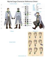 Myriad-Saga: Wil Reference Sheet by Meibatsu
