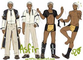 Asfir Breakdown 1 by Meibatsu