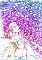Princess Sorl of Amat by Meibatsu