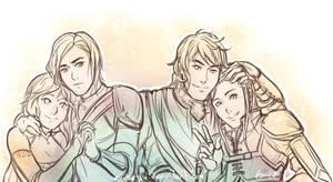 Siblings by Meibatsu