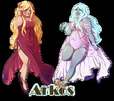 [S2] Arkos - Carefree Celestial by Meibatsu