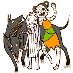 Welcome October! by Meibatsu