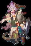 Breakers - Cast in Casual by Meibatsu