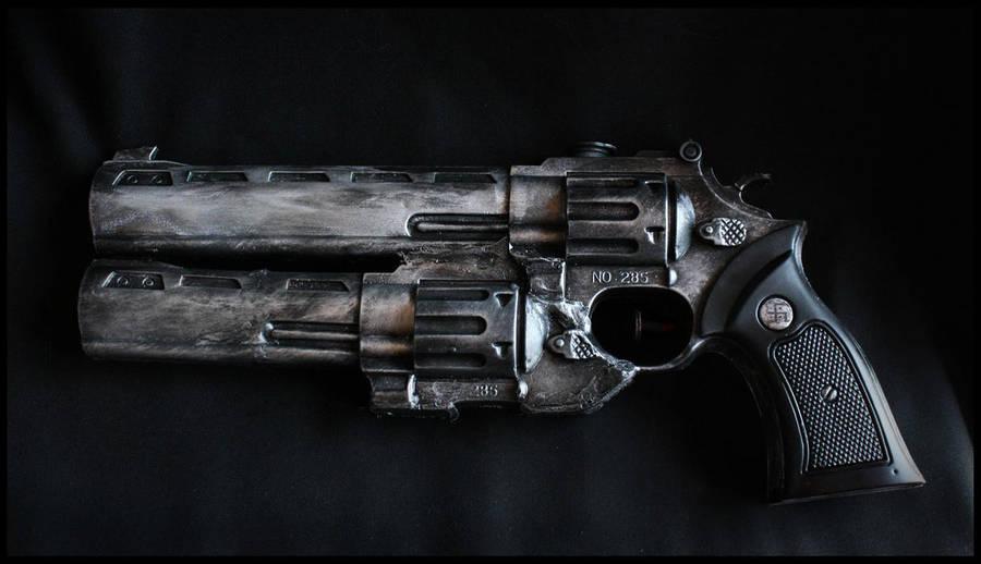 Double Gun-Double Fun. by TamonteN