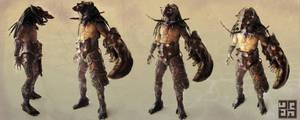 Decapod Predators by TamonteN