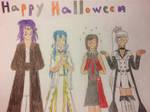 Happy Halloween 4 by alienskiller1