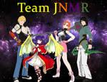Team JNMR by alienskiller1