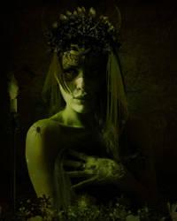 Dark Valentine's Dream by Samsiara