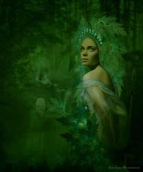 Huntress by Samsiara