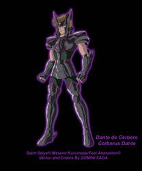 Cerberus Dante Specter by Geminisaga06
